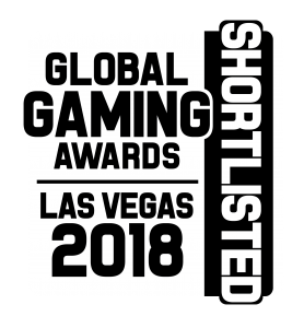 Global Gaming Awards Shortlisted 2018