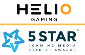 Helio Gaming wins Starlet award