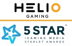 Helio Gaming wins Starlet award