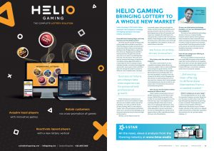 5star - Helio Gaming Lottery markets
