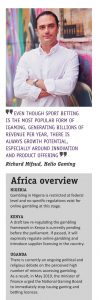 iGaming in Africa - Helio Gaming